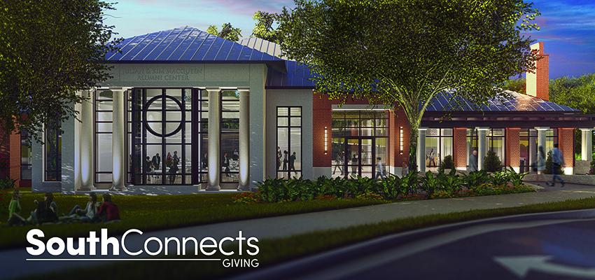New Alumni Center